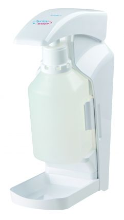 Dispenser with 500ml adapter